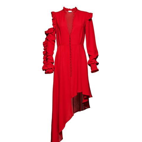 Marbella Dress Red