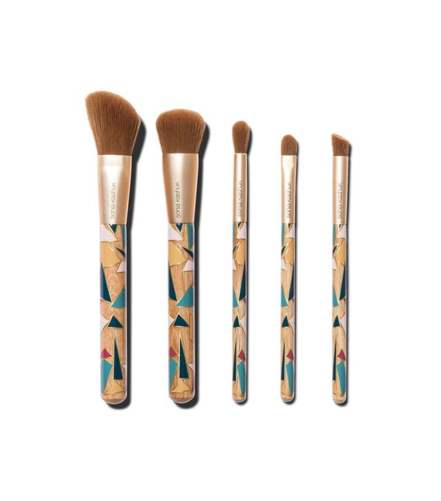 Sonia Kashuk Limited Edition Geo Brush Set