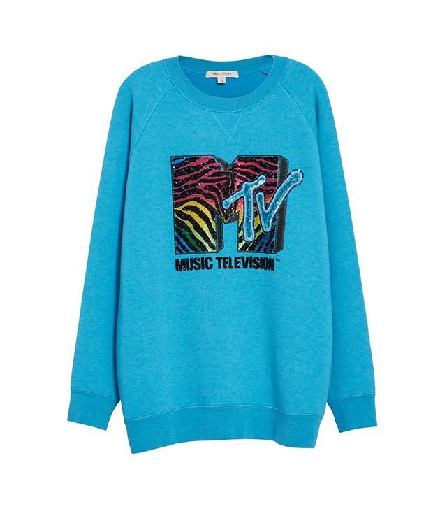 Marc Jacobs MTV Logo Sweatshirt
