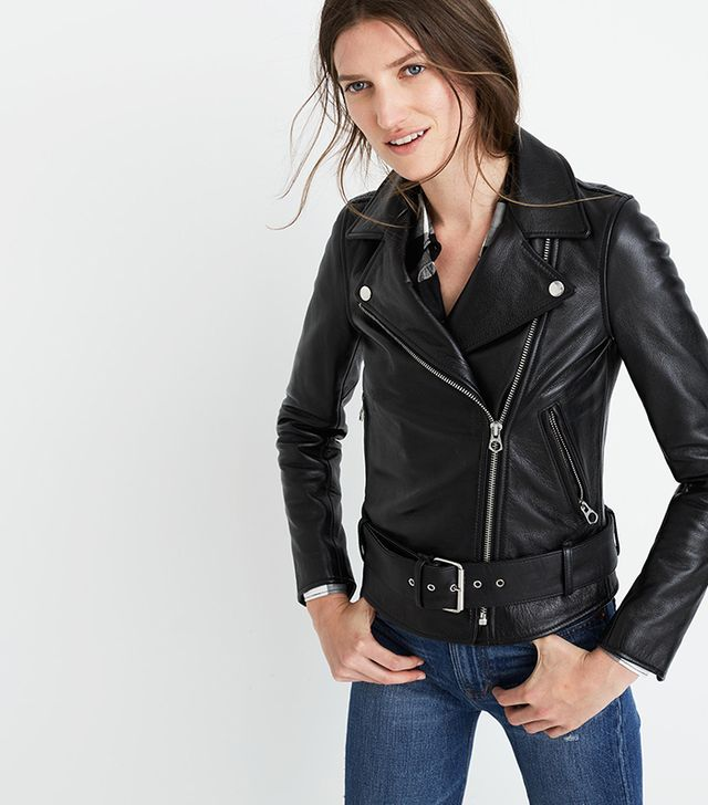 Madwell Ultimate Leather Motocycle Jacket