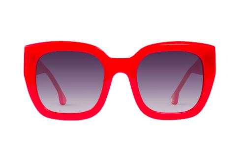 Alice + Olivia Aberdeen Square Sunglasses