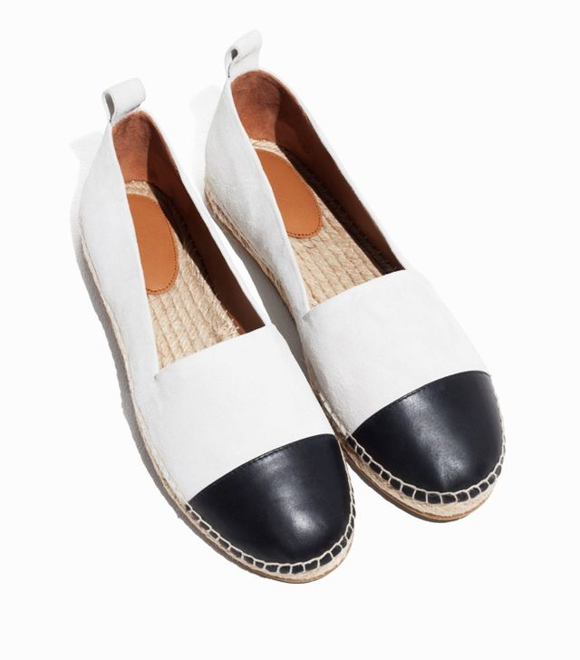 Best Espadrilles: & Other Stories Leather And Suede