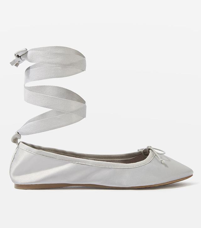 Best ballet flats: Topshop Ballet Shoes
