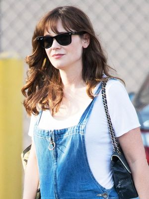 Zooey Deschanel's New Baby's Name Is So Classic