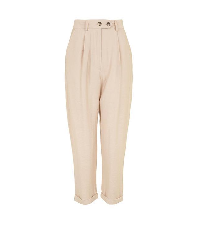 Topshop Mensy Peg Trousers