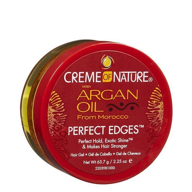Argan Oil Perfect Edges - Natural Haircare Routine