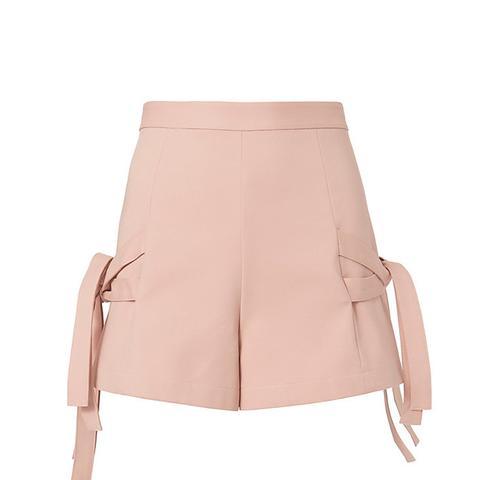 Dasha Side Tie Shorts