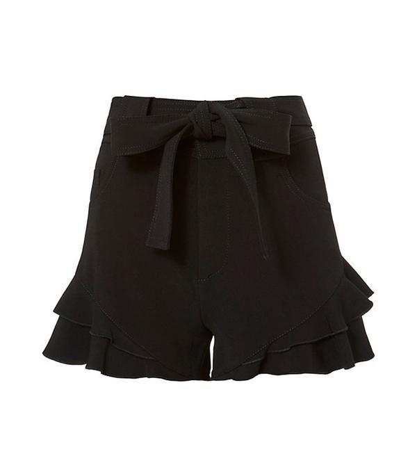 best dressy black shorts