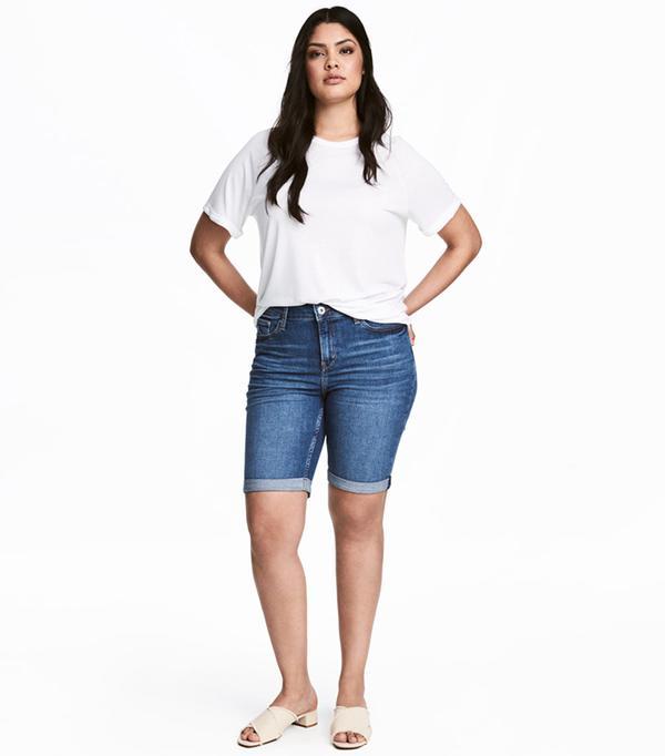 best plus size shorts