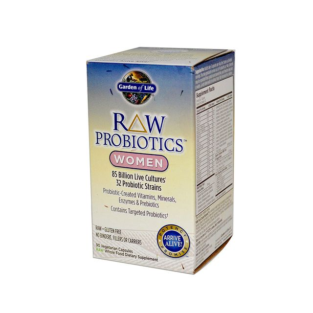 Garden of Life Raw Probiotics - Best Probiotics