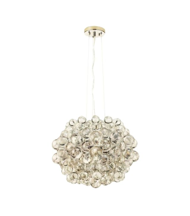 Gilded Home Taylor Bubble Chandelier Clear