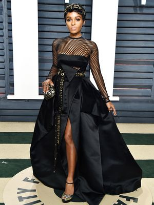 The One Rule Janelle Monáe Always Follows When Dressing for the Red Carpet