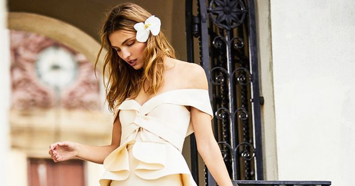 Are These the Most Fashion-Girl Wedding Dresses Ever ...