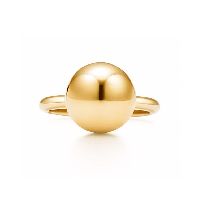 Tiffany & Co. Ball Ring
