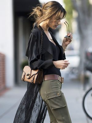 Mark Our Words: Celebs Will Ditch Jeans for This Pant Trend