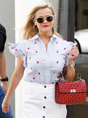 Reese Witherspoon Just Created Your New Favorite Summer Dresses