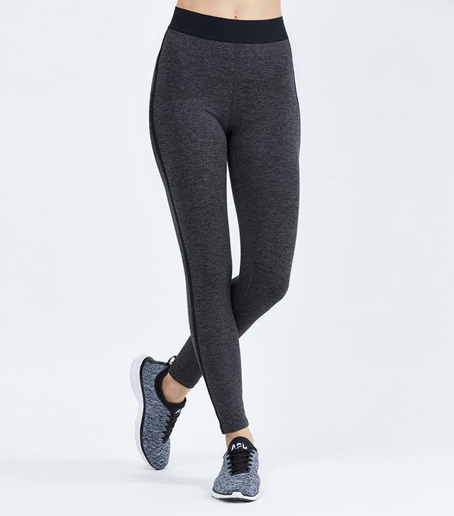 best gray leggings