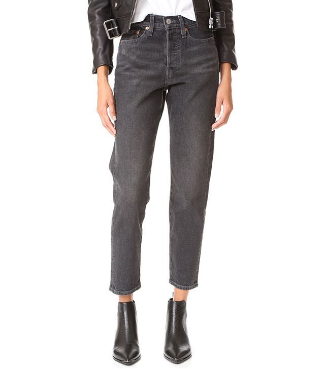 Levi's Wedgie Icon Jeans in Deedee