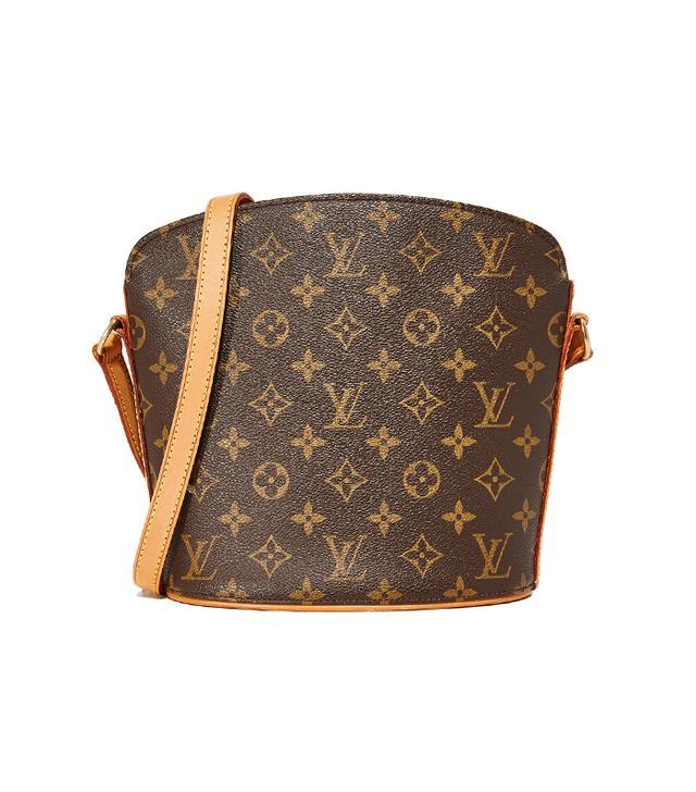 Louis Vuitton Vintage Monogram Drouot Bag