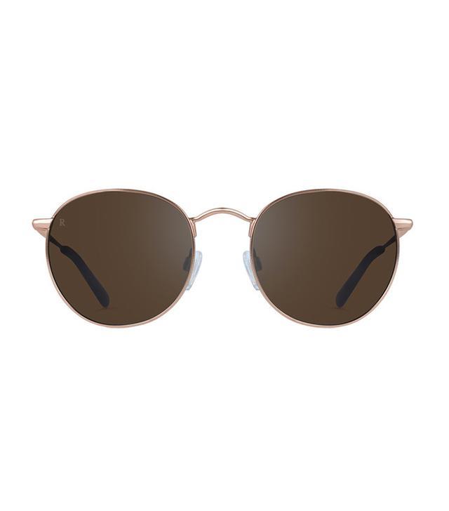 Raen Optics Benson Sunglasses in Rose Gold/Rose