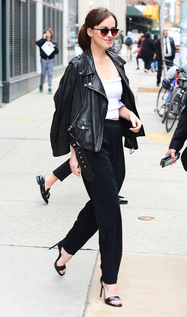 7 Things Dakota Johnson Never Wears