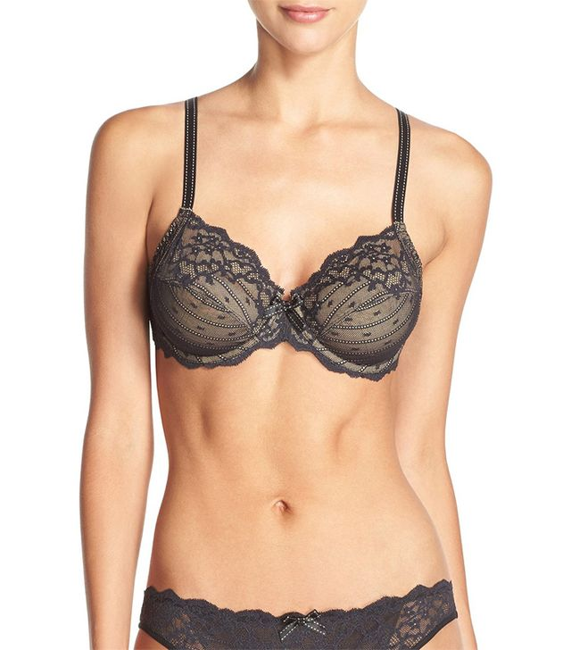Women can 39 t stop talking about these 5 bra brands for Chantelle rive gauche t shirt bra