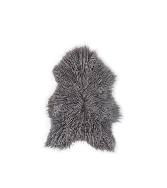 Design Within Reach Icelandic Sheepskin Throw