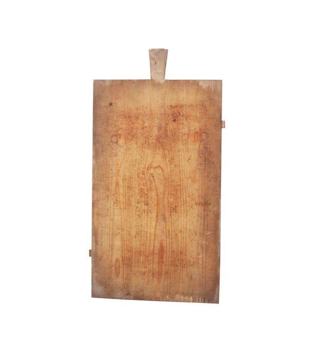 Chairish German Vintage Primitive Bread Cutting Board