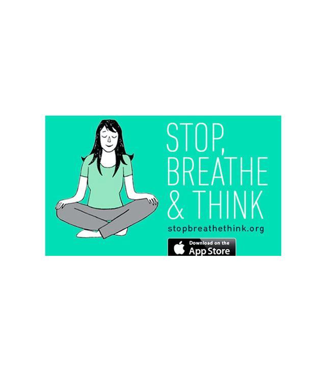 Stop, Breathe & Think Meditation App