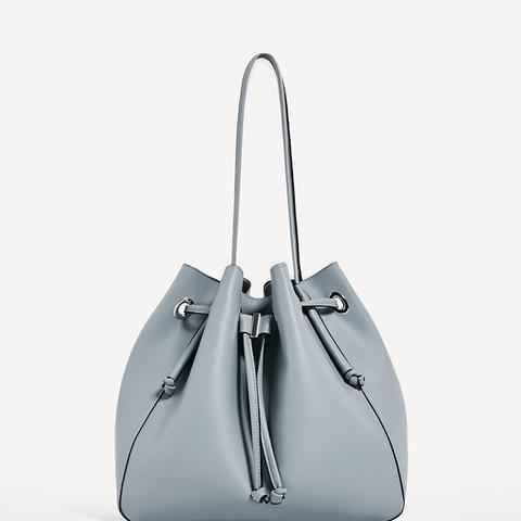 Convertible Bucket Bag
