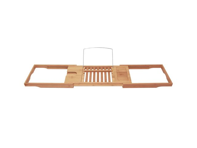 ToiletTree Bamboo Bath Shelf - Last-Minute Mother's Day Gifts