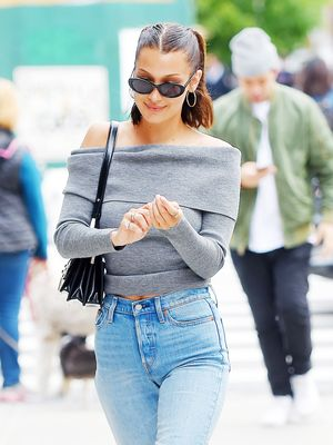 This Is Not a Drill: Bella Hadid Just Wore a Perfect Pair of Zara Shoes