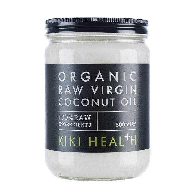 homemade body scrub: Kiki Health Organic Coconut Oil