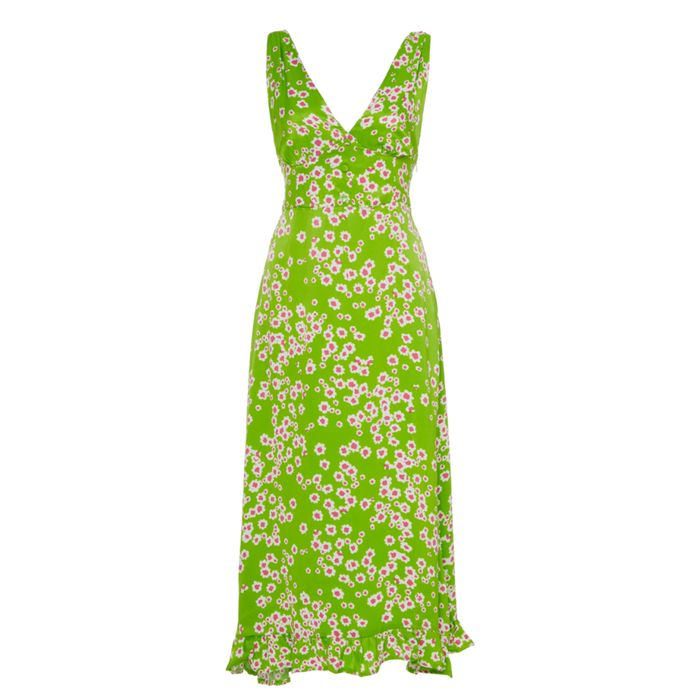 Faithfull the Brand Emili Floral Sun Dress