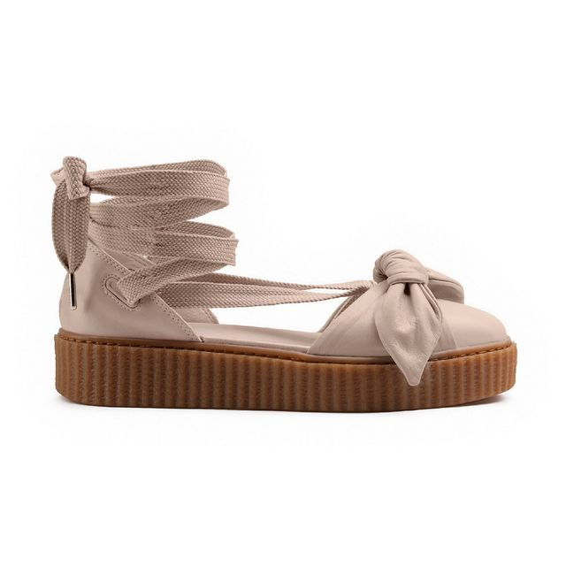 Rihanna Puma creeper sandals