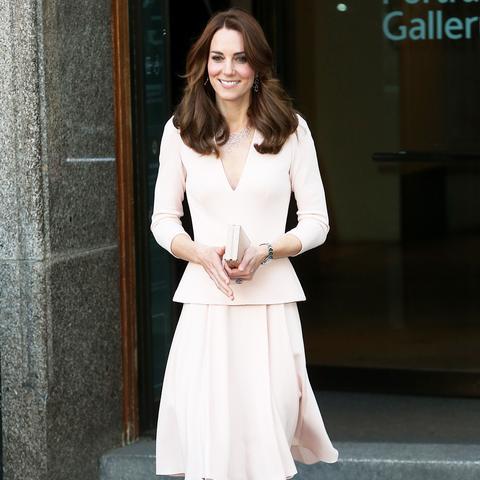 Kate Middleton nude pumps