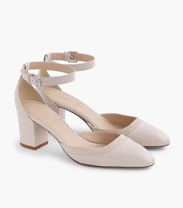 most comfortable work heels