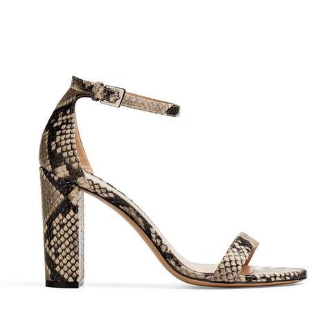 The Pilone Heel