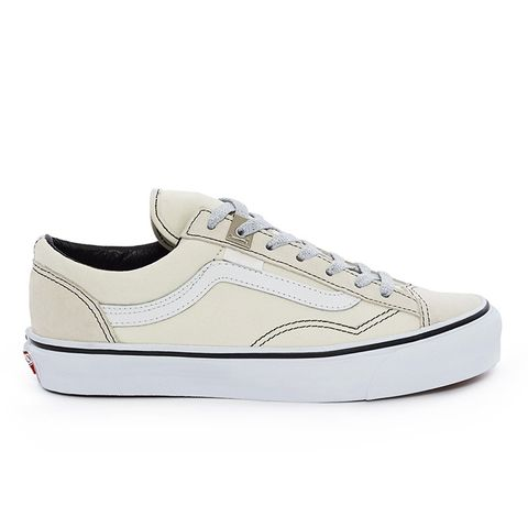 OG Style 36 LX Sneakers in White/Silver