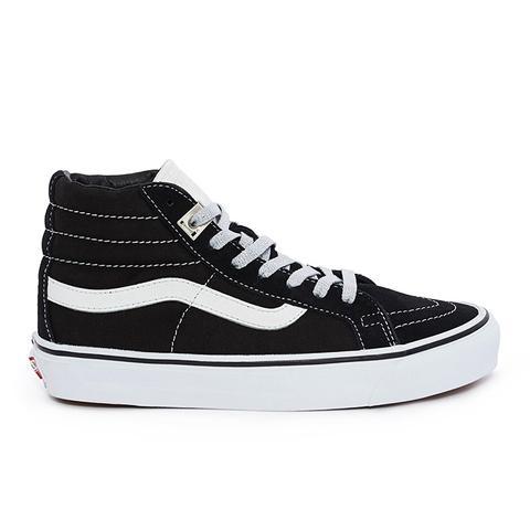 OG SK8-Hi Sneakers in Black/Silver