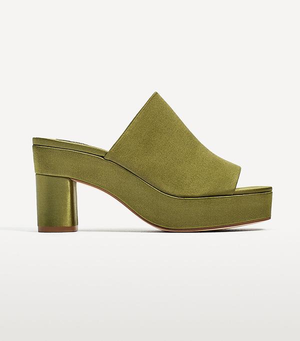 best zara heels