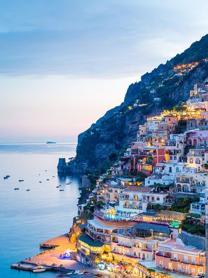 These 6 Italian Honeymoon Spots Will Make You Fall in Love Again and Again