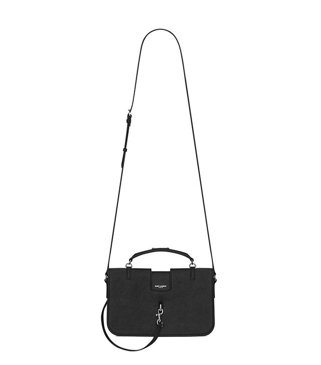 capsule wardrobe - Saint Laurent Charlotte Messenger Bag
