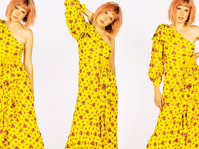 5 Unexpected Ways to Do This Season's Floral Trend