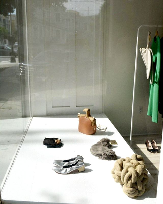 Looking for something unique? You'll want to visit Anaise, a shop with a carefully curated collection of artsy yet feminine clothes and accessories.