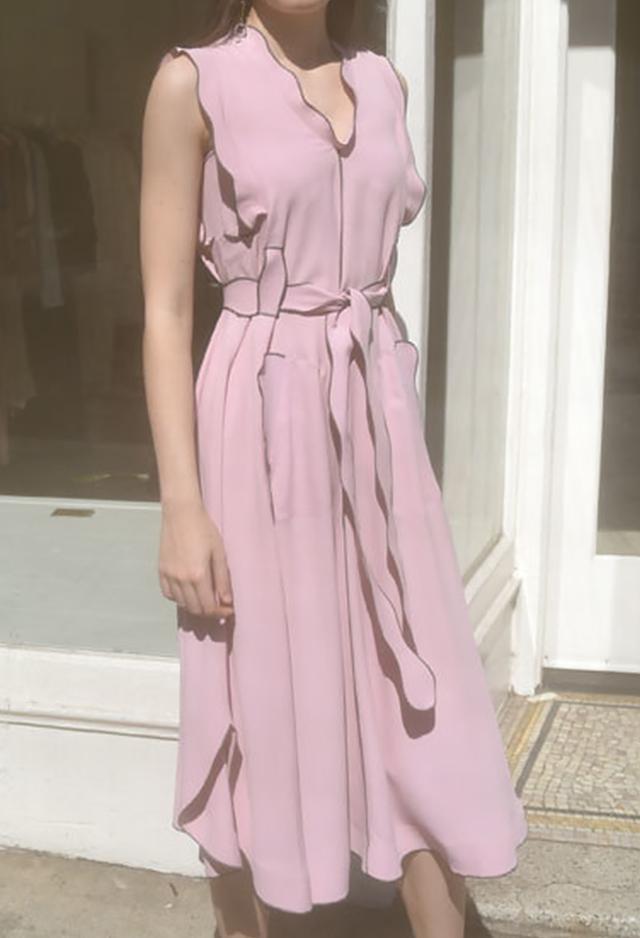 Veronique Leroy Ruffled Dress