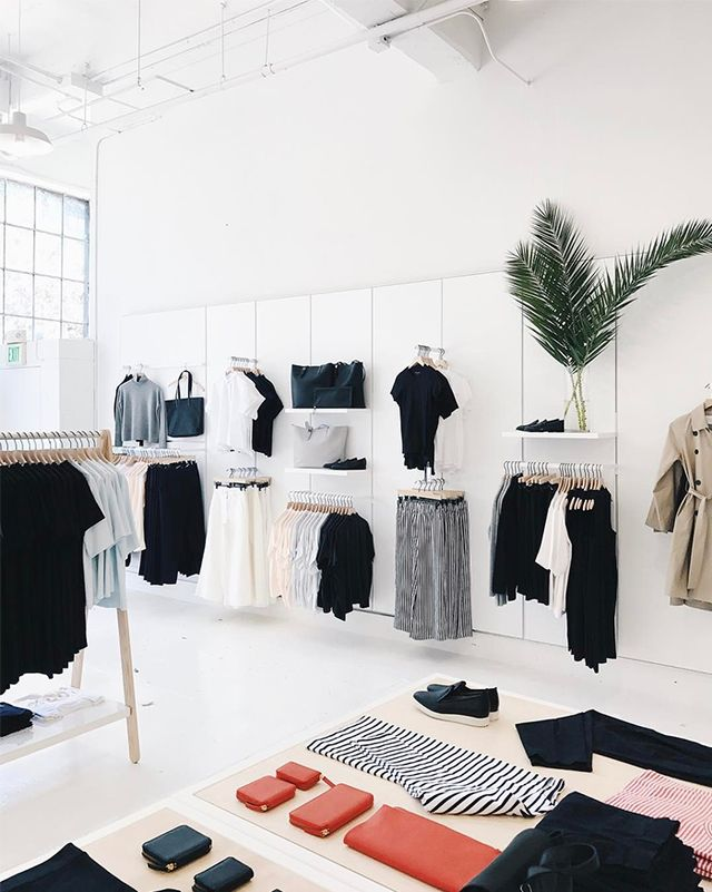 Fun fact: The popular online retailer actually has a shop below its offices in San Francisco's Mission District. Pop by to pick up the staples you're constantly drooling over online.