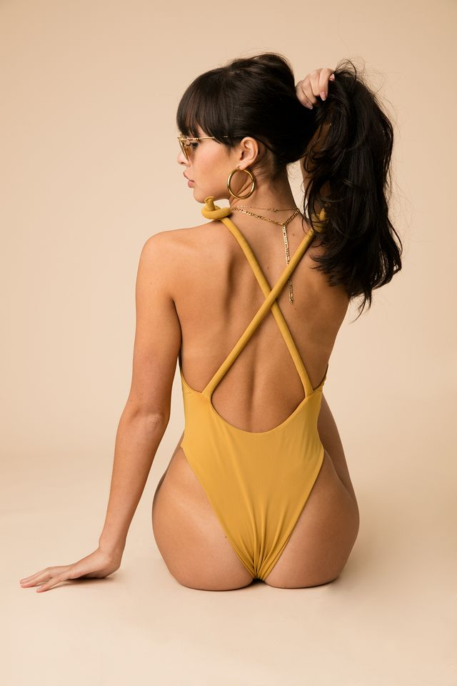 The Line by K Ludique One-Piece Swimsuit
