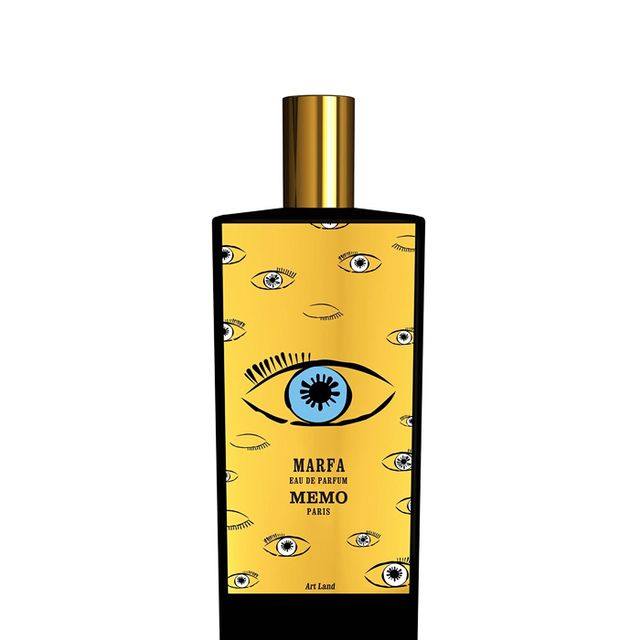 Memo fragrances review: Marfa