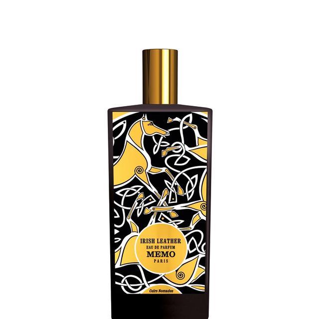 Memo fragrances review: irish leather